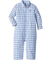 Ralph Lauren Baby - Gingham Cotton Oxford Coverall (Infant)