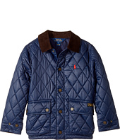 Polo Ralph Lauren Kids - Quilted Barn Jacket (Little Kids/Big Kids)