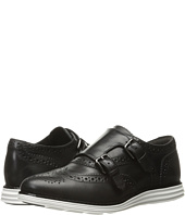 Cole Haan - Original Grand Double Monk Strap
