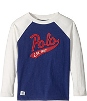 Polo Ralph Lauren Kids - Cotton Baseball T-Shirt (Toddler)