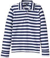 Polo Ralph Lauren Kids - Featherweight Cotton Polo (Big Kids)