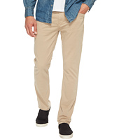 Paige - Federal Slim Straight Leg in Timberwolf