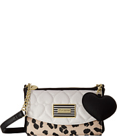 Betsey Johnson - Trifold Wallet on String