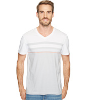 Calvin Klein - Short Sleeve Allover Engineer Stripe Tee