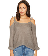 BB Dakota - Mellie Tie Shoulder Sweater
