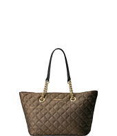 Calvin Klein - Quilted Metallic Tote