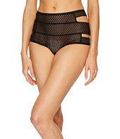 ELSE - Pointelle Cut Out High-Waist Brief