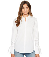 1.STATE - Button Down Shift w/ Wrap Tie Sleeve