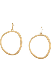 The Sak - Large Hoop Drop Earrings
