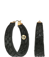 The Sak - Covered Hoop Earrings