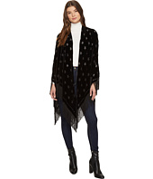 BCBGeneration - Starlet Velvet Burnout Wrap