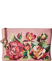Dolce & Gabbana - Small Leather Pouch