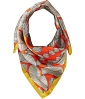 BCBGMAXAZRIA - Tribal Shield Square Scarf
