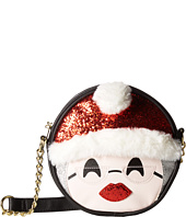 Luv Betsey - Mclaus PVC Kitch Canteen Crossbody