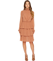 See by Chloe - Plisse Georgette Dress