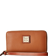 Dooney & Bourke - Pebble Tech Wristlet