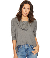 Jack by BB Dakota - Paola Waffle Knit Cowl Neck Top