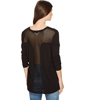 Jack by BB Dakota - Irvine Knit Top with Lace Back