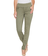 Jag Jeans - Nora Pull-On Skinny in Color Knit Denim in Silver Pine