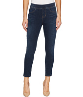 Jag Jeans Petite - Petite Marla Pull-On Denim Leggings in Malibu