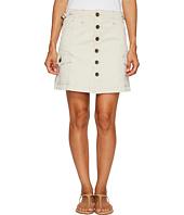Jag Jeans Petite - Petite Boardwalk Skirt in Divine Twill