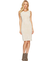 Calvin Klein - Sweater Dress with Suede Front