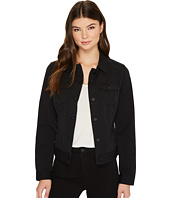 Liverpool - Classic Jean Jacket in Four-Way Stretch Comfort Twill