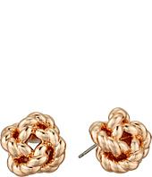 Tory Burch - Rope Knot Stud Earrings