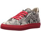Contrast Lace Sneaker