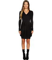 Boutique Moschino - Knit Long Sleeve Dress