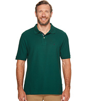 Nautica Big & Tall - Big & Tall Short Sleeve Solid Deck Shirt