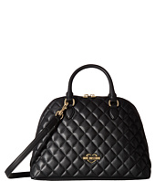 LOVE Moschino - Superquilting Bowler Bag