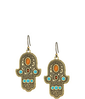 Lucky Brand - Hamsa Earrings