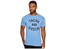 Tacos and Siestas Short Sleeve Tri-Blend Tee