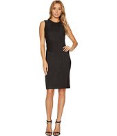 Calvin Klein - Patchwork Sheath Dress