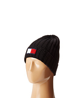 Tommy Hilfiger - Knit Logo Cuff Hat