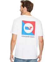 Vineyard Vines - Short Sleeve Split Burgee Tee
