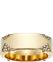 Michael Kors - Brilliance Logo and Pave Banded Ring
