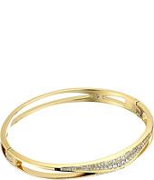 Michael Kors - Brilliance Pave Hinged Bangle Bracelet