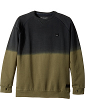 Munster Kids - Double Dye Fleece Crew Neck (Big Kids)