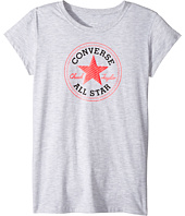 Converse Kids - Chuck Patch Tee (Big Kids)