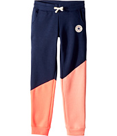 Converse Kids - Color Blocked Joggers (Big Kids)