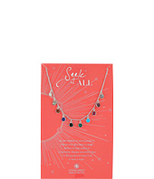 Dogeared - Seek It All, Bezeled Kitchen Sink Necklace
