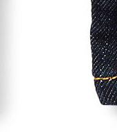 Ralph Lauren Baby - Hampton Straight Stretch Jeans in Vestry Wash Stretch (Infant)