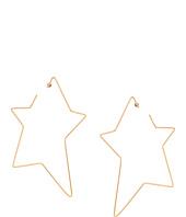 Steve Madden - Open Star Post Earrings