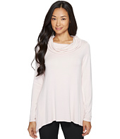 Ivanka Trump - Cowl Neck Knit Long Sleeve Pullover Shirt