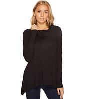 Ivanka Trump - Cowl Neck Knit Long Sleeve Pullover Shirt