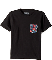 Rip Curl Kids - Staple Custom Pocket Tee (Big Kids)