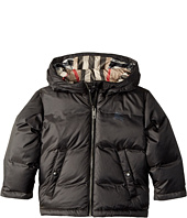 Burberry Kids - Reversible Puffer with Hood (Infant/Toddler)