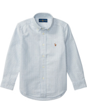 Polo Ralph Lauren Kids - Striped Cotton Oxford Shirt (Toddler)